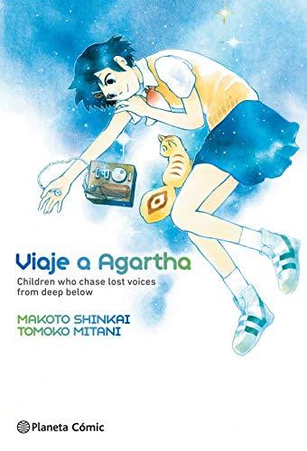 Viaje a Agartha (Lost Voices 3-en-1): Children who chase lost voices from deep below (Manga: Biblioteca Makoto Shinkai)