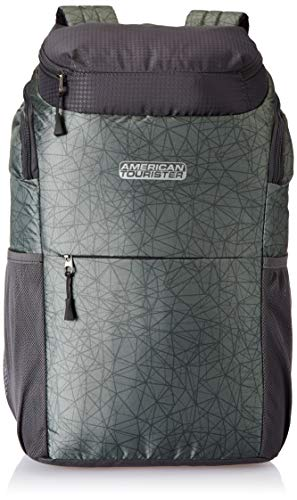 American Tourister 53 cms Prime Nxt 32 Ltrs Cool Green Laptop Backpack (GQ0 (0) 21 001)