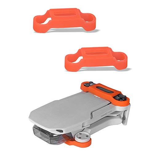 SNOWZAN Soporte para hélices de protección para hélices, protección de hélices, protección de hélices, tapa protectora del motor, accesorio para dron DJI Mavic Mini