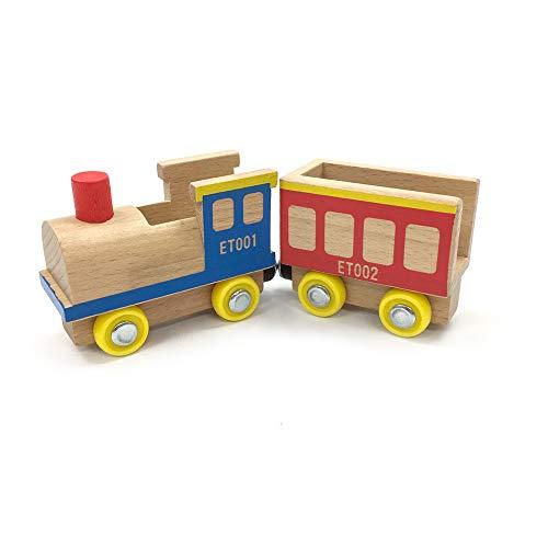 絵本のつみき KISHA / ベーシックつみきSET 木製 積み木 おもちゃ TM-TMK-0103