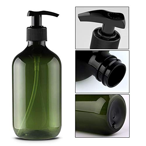Alledomain #1 500ml pump bottles