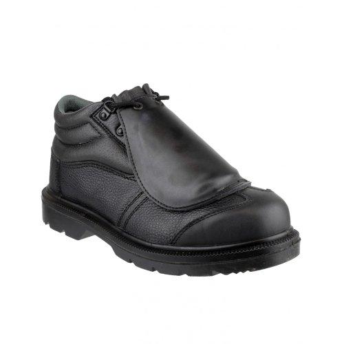 Centek- Zapatos de Trabajo Seguridad FS333 S3 HRO Metatarsal para Chico Hombre
