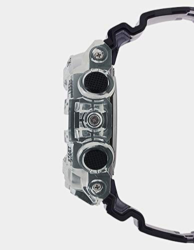 Casio G-Shock GA700SK-1A Watch – Clear/Grey