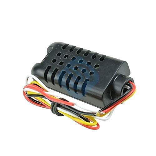 Módulo de sensor de humedad y temperatura digital AM2320 Placa compatible con AM2320B SHT21 AM2301 para Arduino de 4 pines de baja potencia IIC I2C