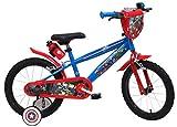 Denver Bicycle Marvel Avengers Bicicleta, Niños, Azul, 16 Pulgadas
