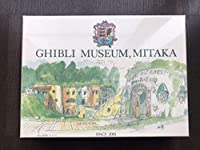 三鷹の森ジブリ美術館限定 イメージボード ポストカードセット