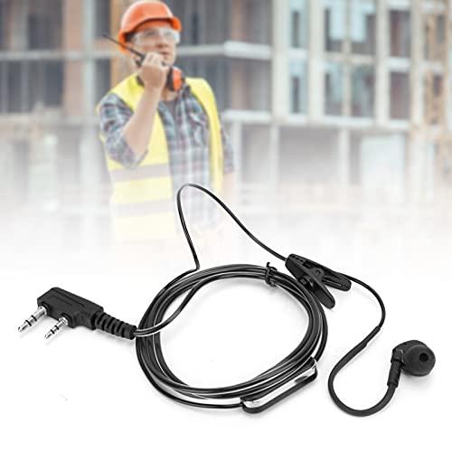 Talkie - Auricular con gancho de oreja para auriculares Talkie