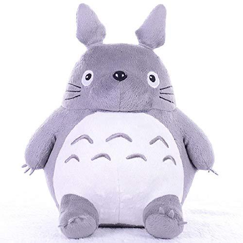 Totoro Juguetes De Peluche Suave Animal De Peluche Almohada De Dibujos Animados Cojín Lindo Gato Gordo Chinchillas Niños Cumpleaños 20Cm