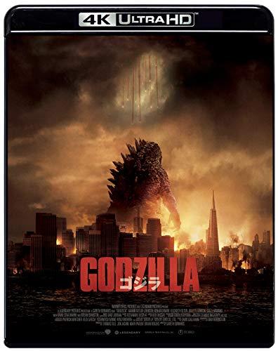 GODZILLA ゴジラ[2014] 4K Ultra HD Blu-ray