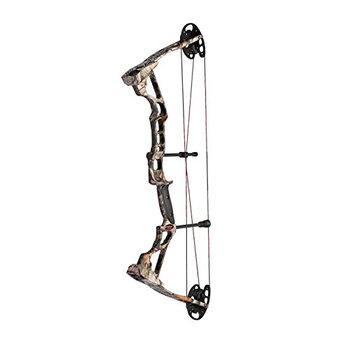 Darton Recruit Youth Compound Bow (Vista Camo), 25-30 lb, Left Hand