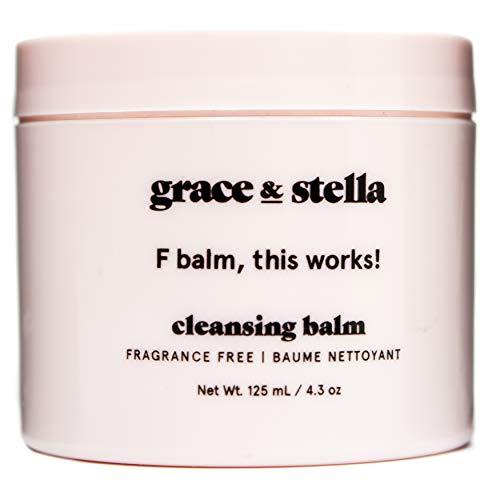 Reinigungsbalsam zum Abschminken (125ml) Entfernen Sie hartnäckiges Make-up, einschließlich wasserfester Wimperntusche, langlebiger Grundierung, Sonnenschutz, Verunreinigungen