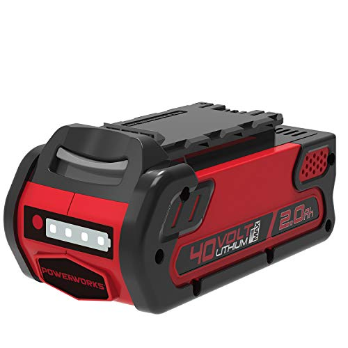 Powerworks 40V Akku 2Ah 2900113 (baugleich mit Greenworks Tools 29717)