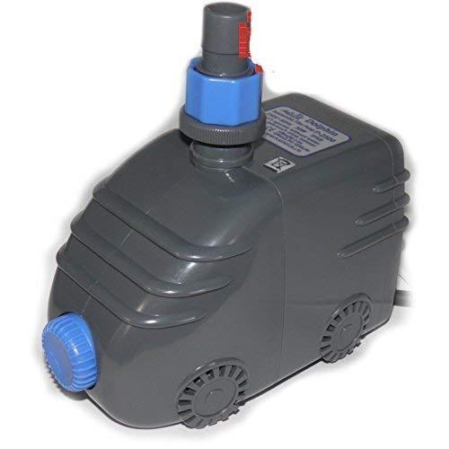 Kreiselpumpe Dophin P2000, bis 700 L/H, regelbar, 10m Kabel, Teichpumpe