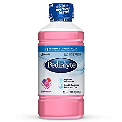 bubble gum pedialyte electrolyte solution