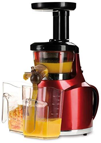 HOWELL Estrattore di Succo Frutta e Verdura Slow Juicer Potenza 150 Watt SJ616