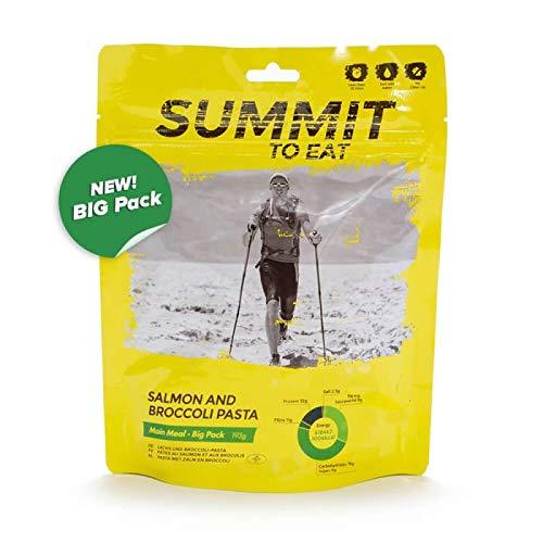 Summit To Eat Saumon et Brocoli Pasta – Big Pack nourriture pour l'extérieur lyophilisée