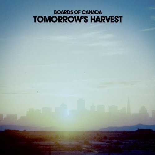 Tomorrow's Harvest by Boards of Canada (2013) Audio CD