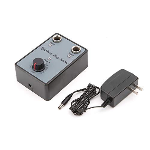 haia7k4k Zündkerzen-Tester, einstellbare Doppellöcher, Zündungsprüfer, Stromkreisprüfgerät
