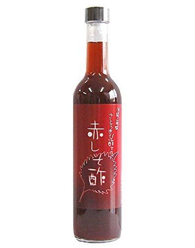 赤しそ酢 500ml×6本 たまぐすく サトウキビ 自然な甘さ さとうきび酢 赤シソと三温糖を加えた飲むお酢飲料 赤紫蘇の爽やかな風味 清涼飲料水 沖縄土産