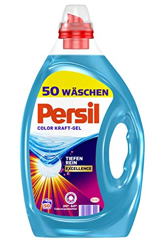 Persil Color Kraft-Gel Excellence 50 Waschladungen 2,5 Liter