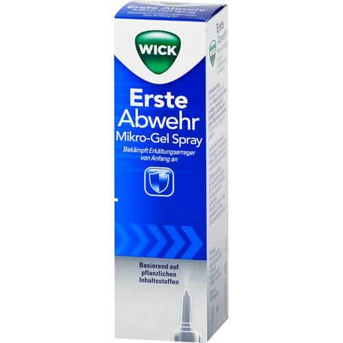 WICK Erste Abwehr Nasenspray Sprühflasche, 1x15 ml