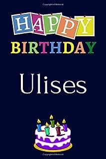 Best happy birthday ulises Reviews
