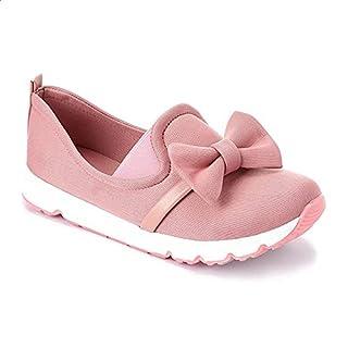 جرينتا حذاء سهلة الارتداء كشمير بينك -نساء
