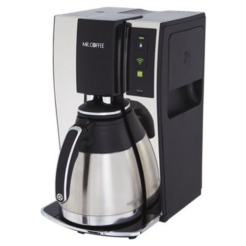 Mr. Coffee Smart Optimal Brew 10-Cup Programmable Coffee Maker with WeMo
