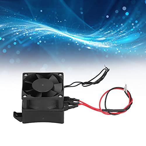 PTC Air Heater Conducibilità del ventilatore Il riscaldatore del ventilatore PTC si converte rapidamente, con prestazioni stabili