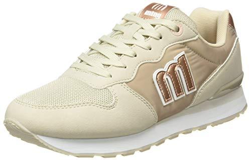 MTNG Attitude 69705, Zapatillas para Mujer, Gris (Cato Gris Claro C49003), 38 EU