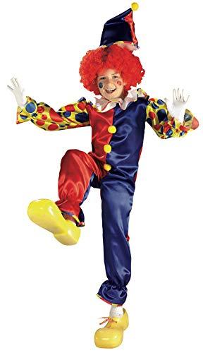 Rubie 's Officiële Bubbles the clown kostuum jongens groot