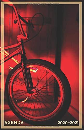Agenda 2020 2021: Agenda scolaire journalier BMX