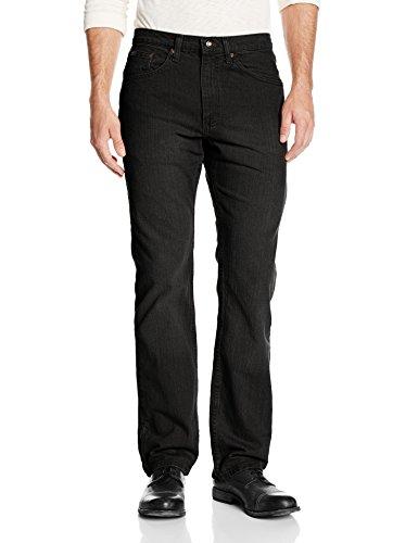 Lee Herren Premium Select Classic Fit Straight Leg Jeans - Schwarz - 36W / 30L