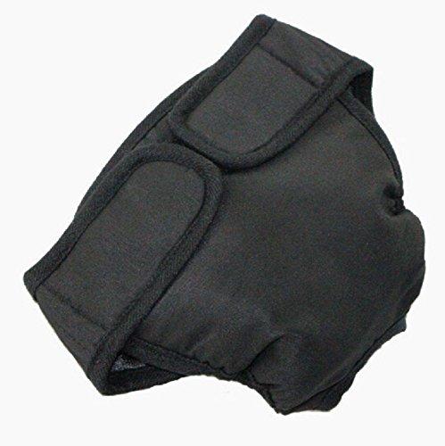GSD lavable en machine Durable et réutilisable unisexe couches pour chien Taille S, M, L, XL, XXL, convient pour tour de taille?: 30–80 cm/12 inch-31 \