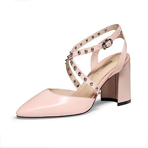 Heel Gyhddp Thick High Sandalen Sandaletten Frauen Damen LUGSMpjqzV