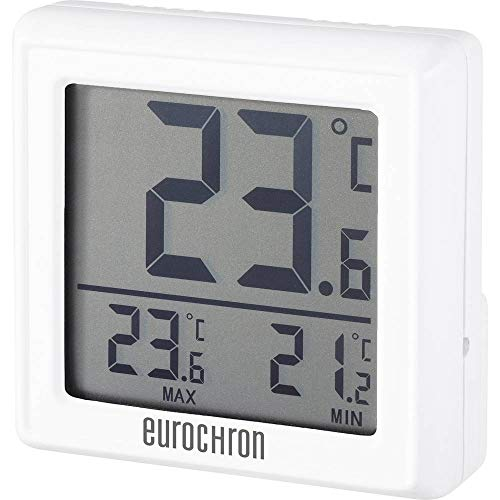 Thermomètre Eurochron ETH 5000 blanc