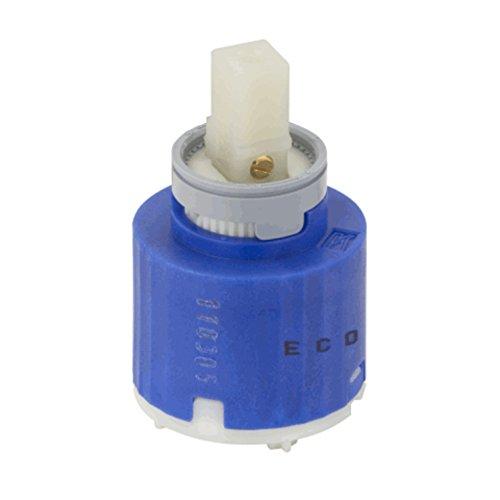 VIGOUR derby, Keramik-Kartusche 35 mm, mit ECOM- Wassersparfunktion für derby/ DerbyTOP/ derby/ DerbyTOP Style WT-Hochdruck-Batterie