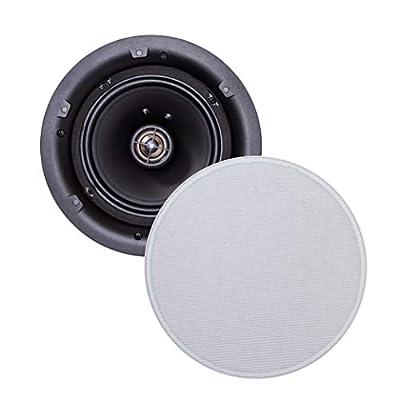 """Cambridge Audio C165 Premium In-Ceiling Speaker - 6.5"""" Woofer, 1"""" Pivoting Tweeter from Cambridge Audio"""