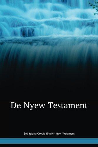 Sea Island Creole English New Testament
