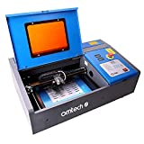 OMTech 40W CO2 Laser Engraver Cutter with 8 x...