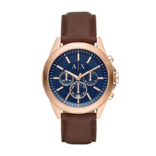 Catálogo de Reloj Armani Exchange Azul los 5 mejores. 6