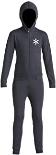 AIRBLASTER Youth Ninja Suit Hooded Outdoor One Piece Base Layer