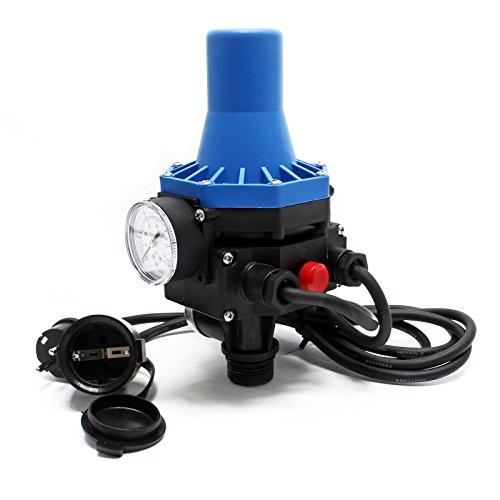 Druckschalter mit Kabel SKD-3 230V 1-phasig Pumpensteuerung Druckwächter für Hauswasserwerk Brunnen