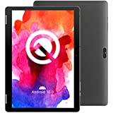 Tablet 10 Inch, Android 10.0, Quad-Core Processor, 2GB RAM, 32GB Storage, HD IPS Display, 8MP Rear Camera, WiFi Bluetooth GPS FM, WinTab Black