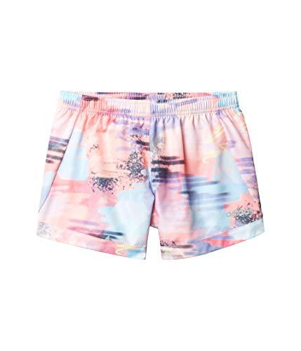 adidas Kids - Pantalones cortos para niña con estampado tejido (niños grandes) -  Rosa -  16 años