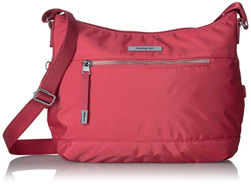 Hedgren Gleam M RFID Crossbody Bag, Garnet Rose