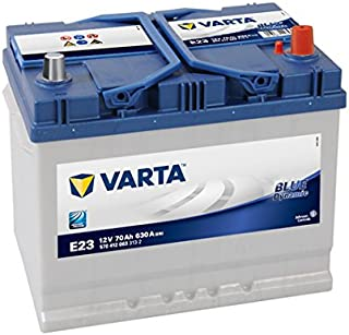 Varta 5704120633132 Batería de arranque
