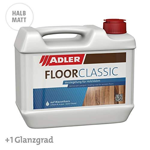 Floor-Classic Halbmatt 1l Parkett Bodenversiegelung