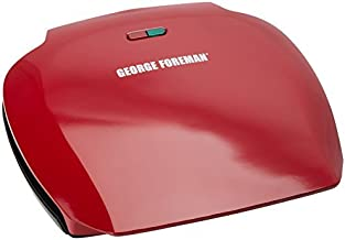 George Foreman 5-portie Classic Plate Grill