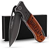 Best Pocket Knives - Engraved Pocket Knife w Name or Text Review